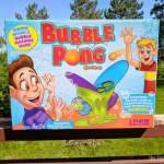 Activities for kids: Gazillion Bubble Pong