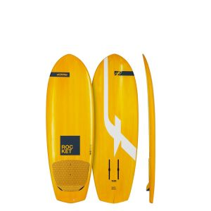 F one Foilboard Rocket Surf full bamboo 50