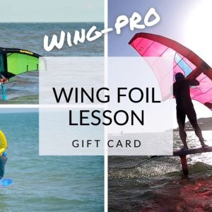 WING FOIL lesson gift card