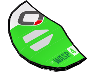 Ozone Wasp V2 in colour Green