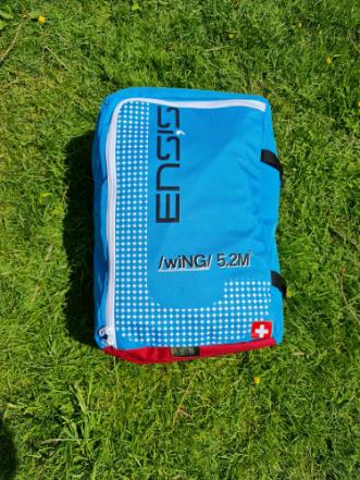 ENSIS wing 5.2m ex demo bag