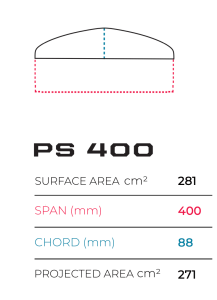 Slingshot PS 400 specification