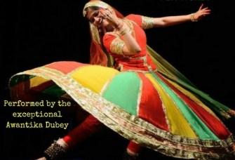 curry acousitc night awantika dancing