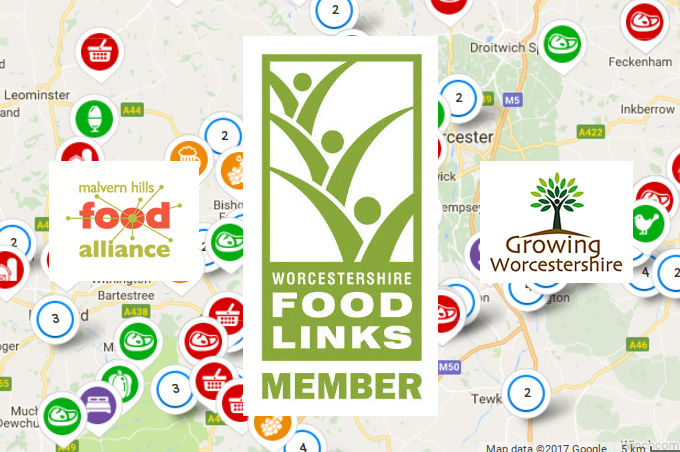 Worcestershire Food Links