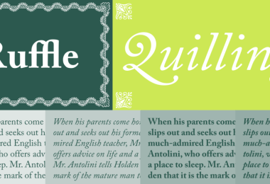 Adobe Caslon Pro Super Family [6 Fonts] | The Fonts Master