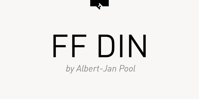 Ff Din Super Family [20 Fonts] | The Fonts Master