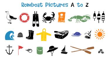 Rowboat [2 Fonts] | The Fonts Master