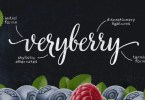 Veryberry Pro [1 Font]