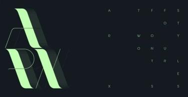Arx [2 Fonts] | The Fonts Master