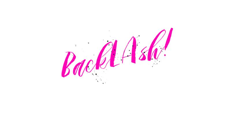 Backlash [2 Fonts] | The Fonts Master