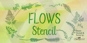 Flows Stencil