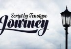 Journey [5 Fonts] | The Fonts Master