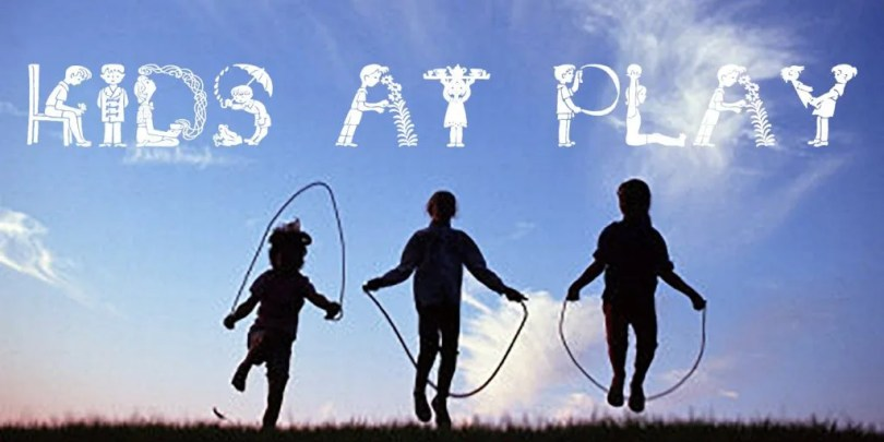 Kids At Play [1 Font]