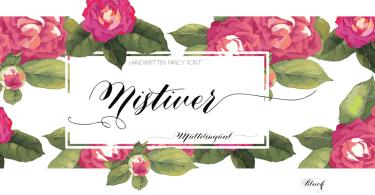 Nistiver [2 Fonts]   The Fonts Master
