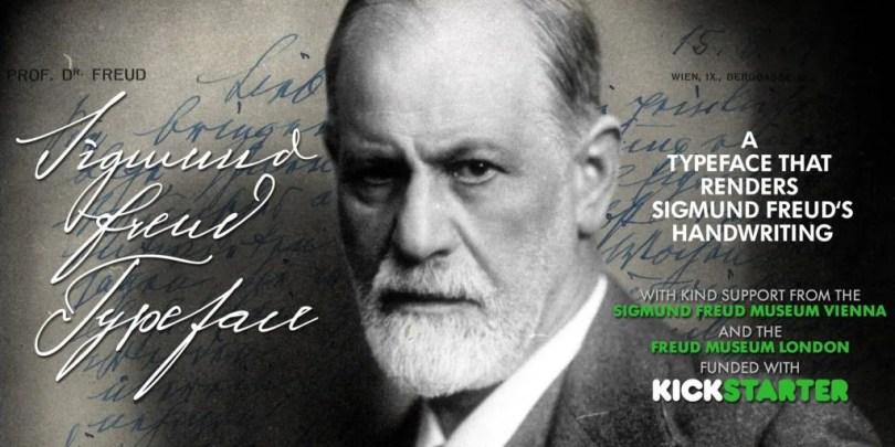 Sigmund Freud Typeface [6 Fonts] | The Fonts Master