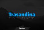 Trasandina Super Family [18 Fonts] | The Fonts Master