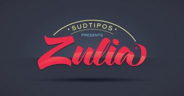 Zulia Pro [1 Font]