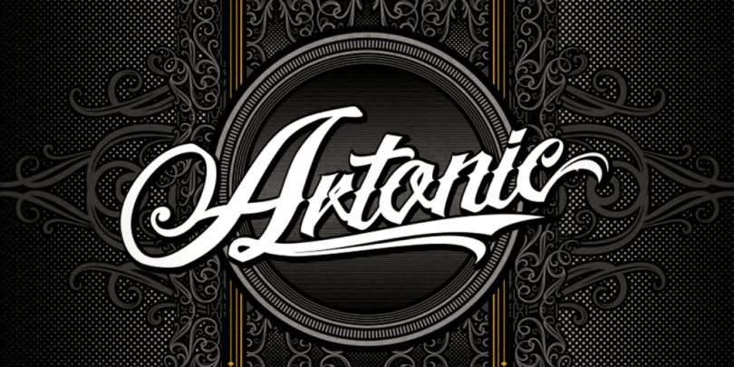 Artonic [3 Fonts]   The Fonts Master