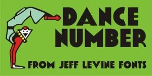 Dance Number Jnl