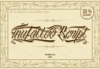 Inutattoo [1 Font] | The Fonts Master