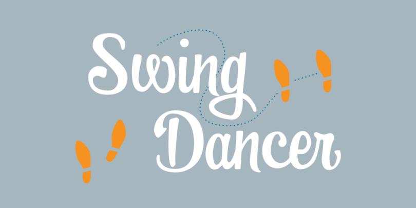 Swingdancer [1 Font] | The Fonts Master