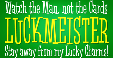 Luckmeister Pb [1 Font] | The Fonts Master
