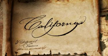 Californya [8 Fonts] | The Fonts Master