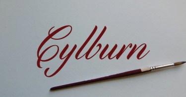Cylburn [1 Font]