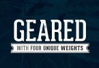 Geared [4 Fonts] | The Fonts Master