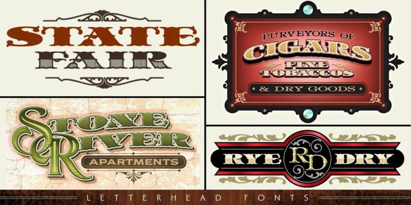 Lhf State Fair [3 Fonts] | The Fonts Master