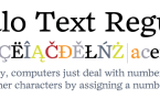 Zocalo Text [12 Fonts] | The Fonts Master