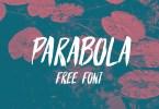 Parabola [ Font] | The Fonts Master
