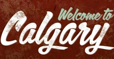 Calgary Script [1 Font] | The Fonts Master