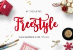 Freestyle [1 Font] | The Fonts Master