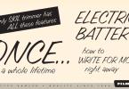 Filmotype Dancer [1 Font] | The Fonts Master