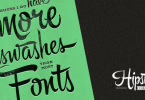 Hipster Script Pro [1 Font] | The Fonts Master