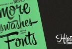 Hipster Script Pro [1 Font] | The Fonts Master