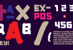 Ywft Expos [1 Font] | The Fonts Master