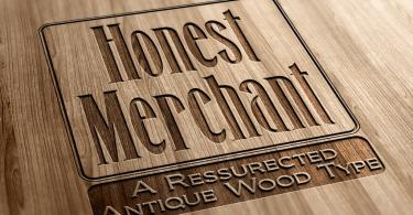 Honest Merchant [1 Font]