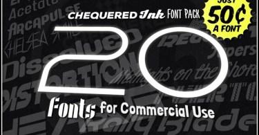 Ink Font Pack 4 [20 Fonts]   The Fonts Master