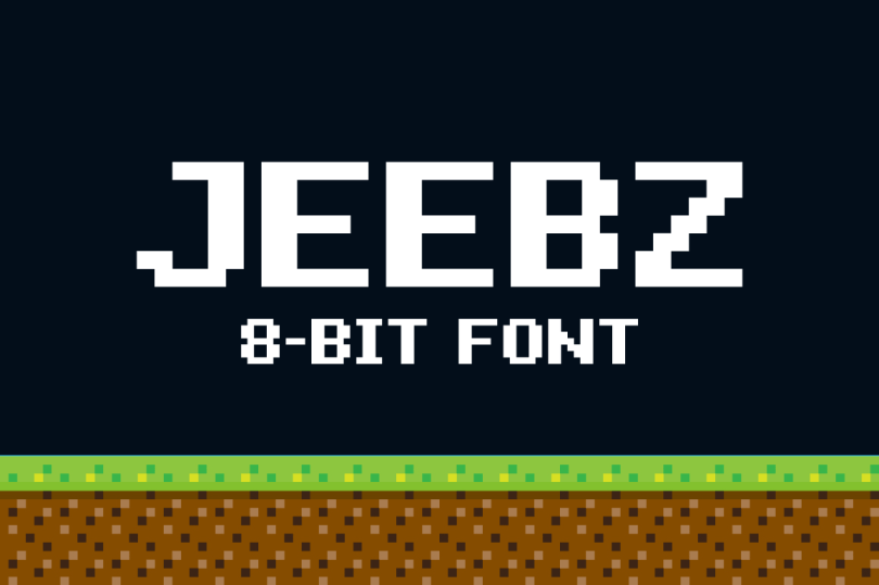 Jeebz [2 Fonts] | The Fonts Master