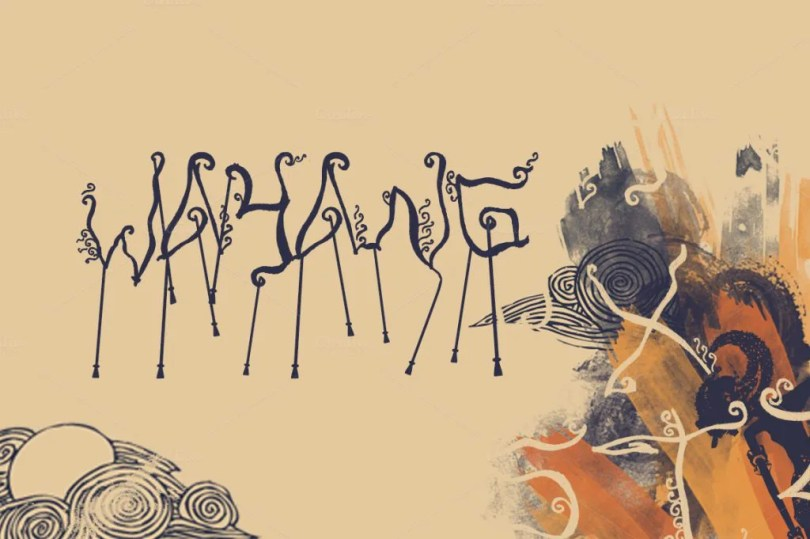 Ftf Indonesiana Wanangkoe [1 Font] | The Fonts Master