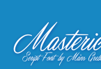 Masterics [1 Font] | The Fonts Master