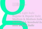 Recia [10 Fonts] | The Fonts Master