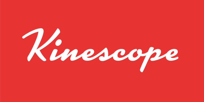 Kinescope [1 Font] | The Fonts Master
