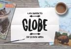 Globe [1 Font] | The Fonts Master