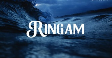 Ringam [1 Font]   The Fonts Master