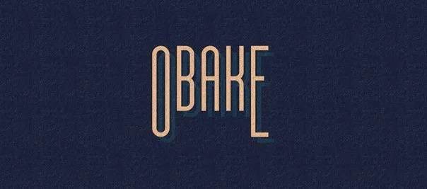 Obake [1 Font]   The Fonts Master