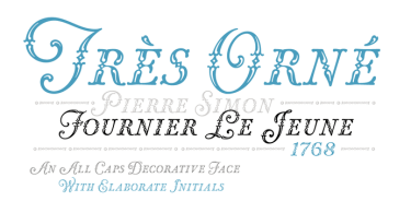 Ltc Fournier Le Jeune [1 Font] | The Fonts Master