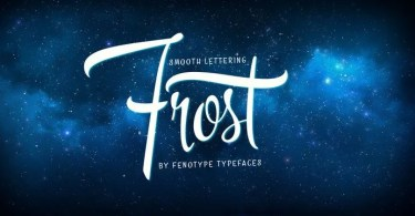 Frost [7 Fonts]